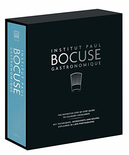 Institut Paul Bocuse Gastronomique: The definitive step-by-step guide to culinary excellence by Institut Paul Bocuse