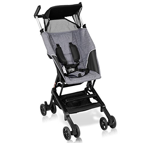 costzon baby pocket stroller extra lightweight compact fold