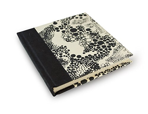 - Nepali Dot Journal with hand-made Lokta paper. Made in Nepal. (6x6 Inches)