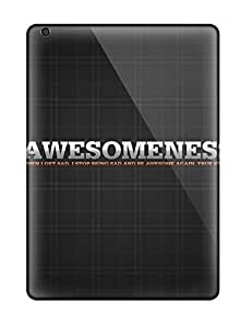 High Impact Dirt/shock Proof Case Cover For Ipad Air (motivational)
