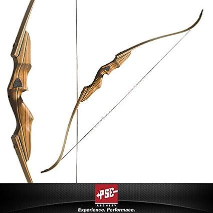 "New PSE Archery Wisdom Take Down Recurve Bow 45# Right Hand 58/"" AMO Length"