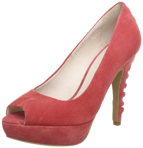 2025 Hot Supertrash Women's Knot Orange Pumps Coral wfHpOqxfn