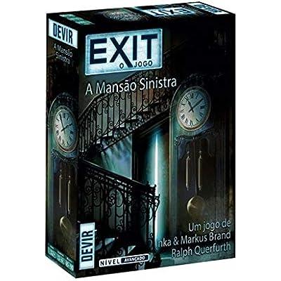 Devir- Exit: El Museo Misterioso Ed. Portuguesa, Multicolor, Talla Única (BGEXIT10PT)