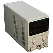 KORAD KD3005D-Precision Variable Adjustable 30V, 5A DC Linear Power Supply Digital Regulated Lab Grade