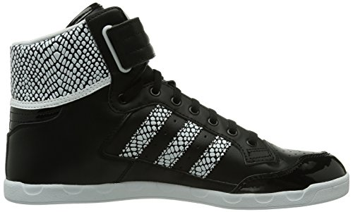 adidas Originals Centenia Hi Damen Hohe Sneakers Schwarz (Core Black/White/Core Black)