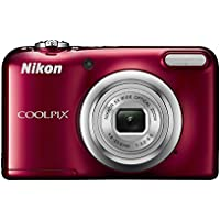 Nikon digital camera COOLPIX A10 Red (Japan Import-No Warranty)