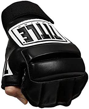 Black Title Boxing Pro Leather 2.0 Speed Bag Gloves