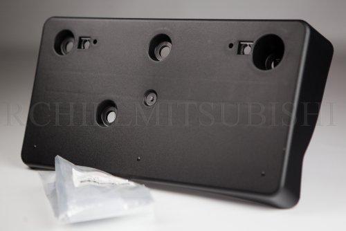 mitsubishi-6430a161-genuine-oem-factory-original-license-bracket
