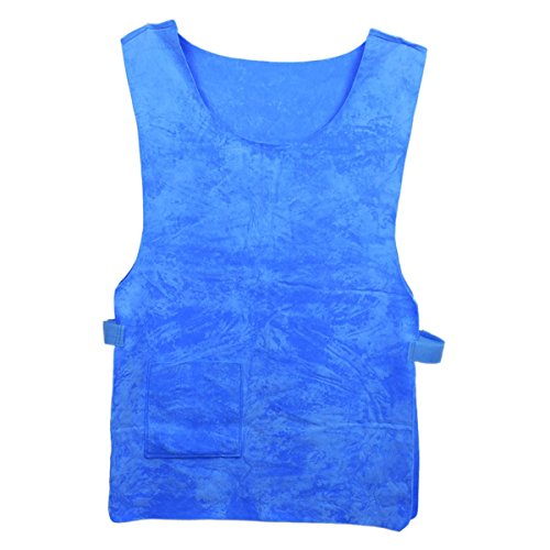 Outdoor Cooling Suit Heatstroke Cooling Vest Ice Vest Summer Ice Cooling Sport Vest For Men Women Sunstroke Prevention Clothing Handsome Appearance Orologi E Gioielli