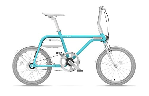 TSINOVA(チノーバ) TS01 電動アシスト自転車 20インチ 型式認定試験合格済み B076VJ2P3G 空 空
