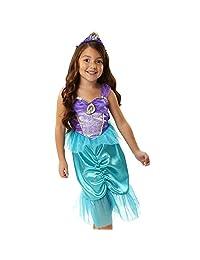 DISNEY PRINCESS 88250-AMZN-Can Keys to The Kingdom Ariel Dress