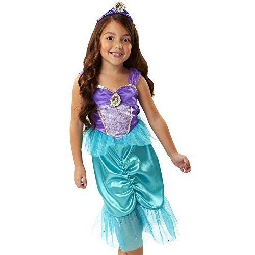 Disney Princess Ariel Dress Costume