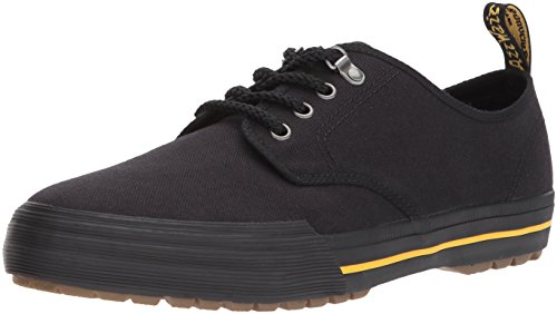 Dr. Martens Pressler Dr Sneaker Black Canvas X0O61KYPqc