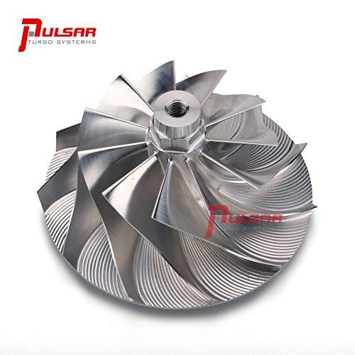 - Pulsar Turbo 2004.5-2005 CHEVY GMC Duramax 6.6 LLY GT3788VA Billet Compressor Wheel