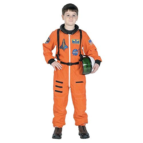 Jr. Astronaut Suit Costume - Small (The Best Halloween Costumes For Sale)