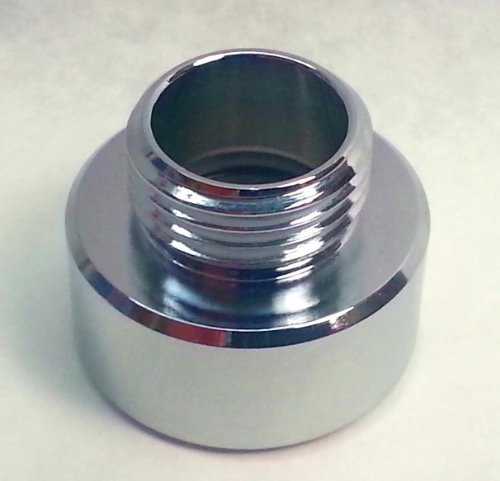Hervorragend 3/4 Zoll IG x 1/2 Zoll AG, Modell:ästhetisch, verchromtes  TH76