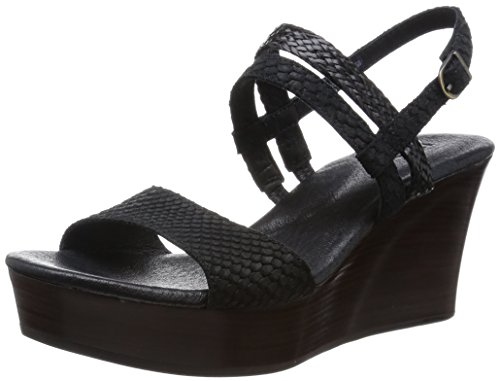 UGG Women's Lira Mar Sandal Black Size 7 - Ugg Suede Wedges Shopping Results
