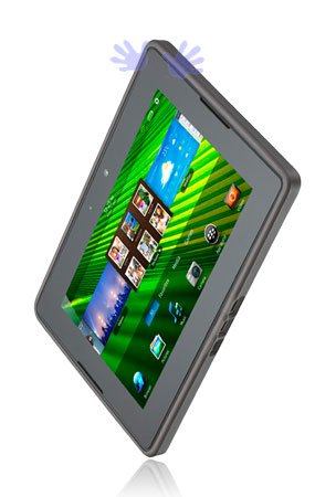(BlackBerry PlayBook Soft Shell Case - Black BlackBerry PlayBook Blackberry RIM)