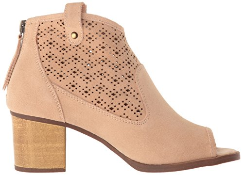 Dirty Laundry Ankle Laundry Boot Tigers Eye Trixie Women's Suede Chinese F5dWqF