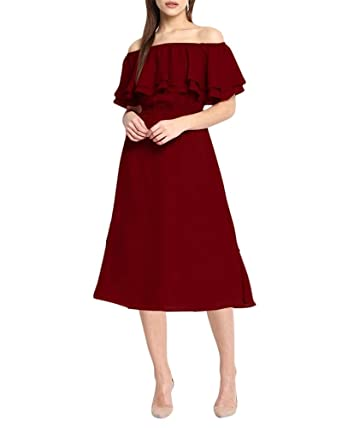 Off the Shoulder Designer Dresses