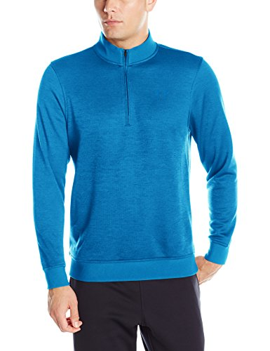 Under Armour Men's Storm Sweaterfleece 1/4 Zip Top, Mediterranean (437)/Mediterranean, XX-Large