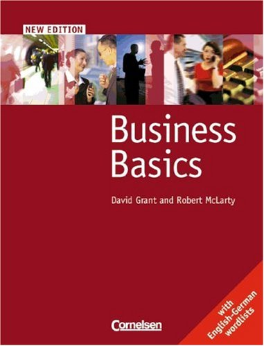 Business Basics - Second Edition: Business Basics, New edition, Student's Book