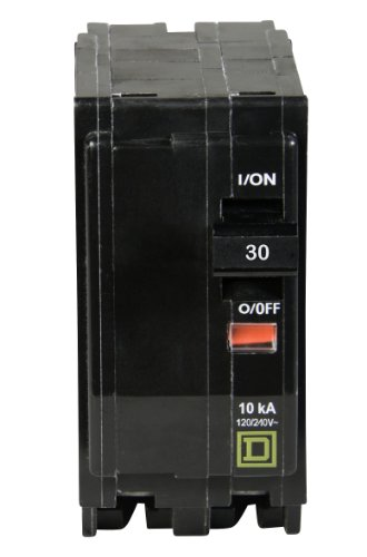 Square D by Schneider Electric QO230CP QO 30-Amp Two-Pole Circuit Breaker by Square D by Schneider Electric (Image #1)
