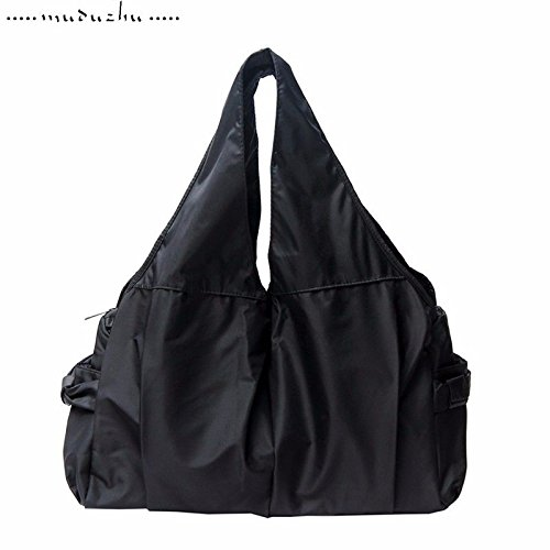 Bag Backpack Lightweight Style red Women Sling Black Rose Men Chest Crossbody Shoulder Outdoor Sports Casual BMKWSG 5q0xASwBc