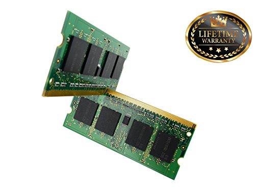 Centernex® 1GB KIT (2 x 512MB) For IBM-Lenovo Thinkpad Notebook Series 13-inch (DDR2) (AMD) G455 G555 R61 R61e R61i SL300 SL400 SL500 SL500c T61 T61p X100e LifeTime Warranty - Amd 1 Gb Notebook Ram