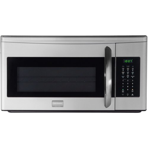 Frigidaire FGMV174KF 1.7 Cu. Ft. 1000W Gallery Series Over the Range Microwave - Stainless Steel