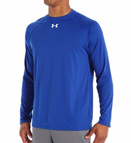 Under Armour Men's UA Locker Long Sleeve T-Shirt X-Large Royal