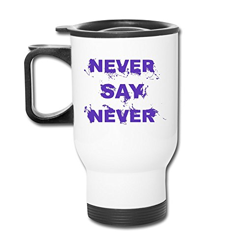 HNN Never Say Never Travel (Cheap Personalised Shot Glasses)