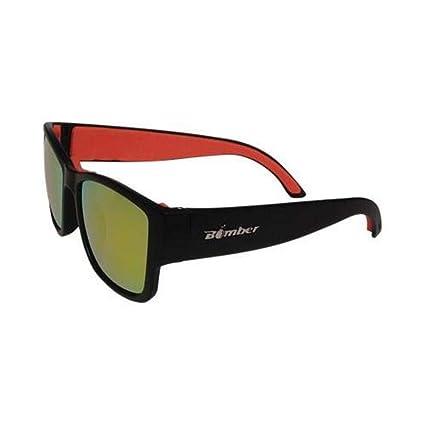 Amazon.com: BoMBER GOMER-BOMBS - Gafas de sol con marco (4 ...
