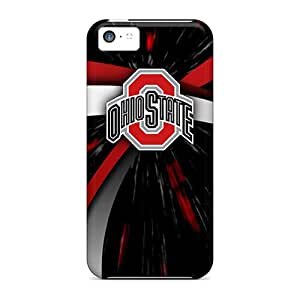 Iphone 5c Cry12360pAbx Unique Design Attractive Ohio State Series High Quality Hard Phone Cases -DrawsBriscoe