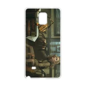 madonna 2 Samsung Galaxy Note 4 Cell Phone Case White xlb2-190567