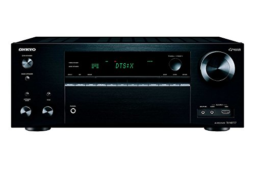 Onkyo TX-NR777 THX-Certified 7.2 Channel Network A/V Receiver ()