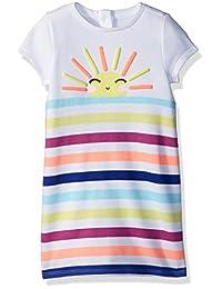Gymboree - Vestido de manga corta para niña
