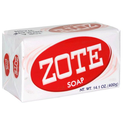 Zote Soap Laundry White 14 1 Ounce 25 Pack Amazon Com
