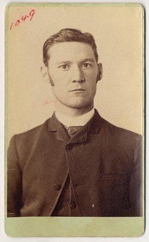 (Infinite Photographs Photo: Eddie Guerin,b1860,Criminal,Pinkertons Detective Agency)