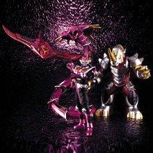 仮面ライダー王蛇 「仮面ライダー龍騎」ライダー&モンスターシリーズ(R&M) 4の商品画像