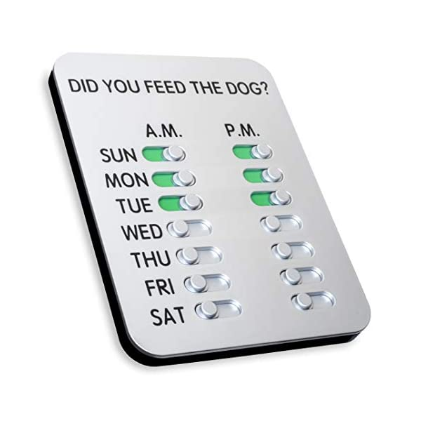 Did You Feed the Dog? 1