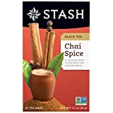 Stash Tea Chai Spice Black Tea, 20 Sobres