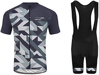 66c752c84c31 Uglyfrog Abbigliamento Ciclismo Set, Nuova Collezione Estivo Abbigliamento  Sportivo per Bicicletta Maglia Manica Corta +