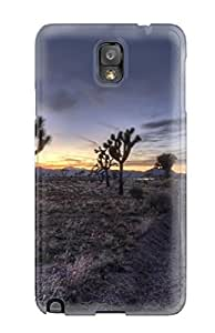 Special Design Back The Desert Road Phone Case Cover For Galaxy Note 3