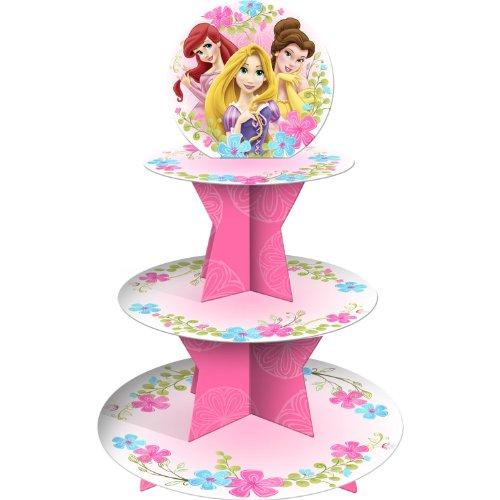 Disney Princess Tiered Paper Cupcake Holder (1ct)