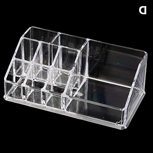 Mikash 10 Style Make-up Case Cosmetic Jewelry Storage Acrylic Cabinet Box Organizer GW   Model JWRLBX - 293 -