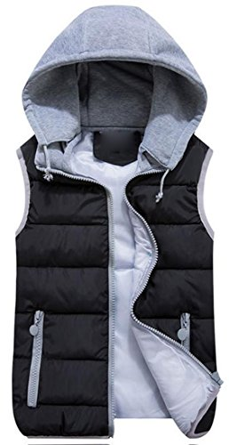 Generic Womens Casual Zip pockets Hooded