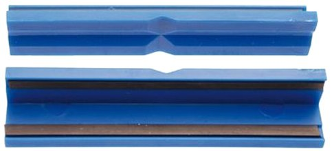 BGS Schraubstock-Schutzbacken, Kunststoff, 2-teilig, 125 mm, 3046