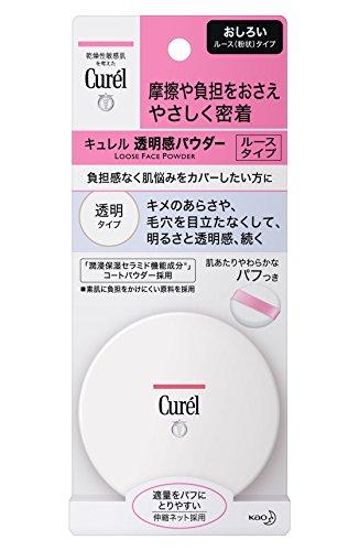 Curel Japan Japanese Skin Care Curel Clarity Powder Face