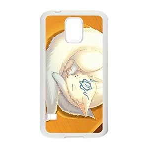 Nine-Tailed Fox Hight Quality Plastic Case for Samsung Galaxy S5 by mcsharks